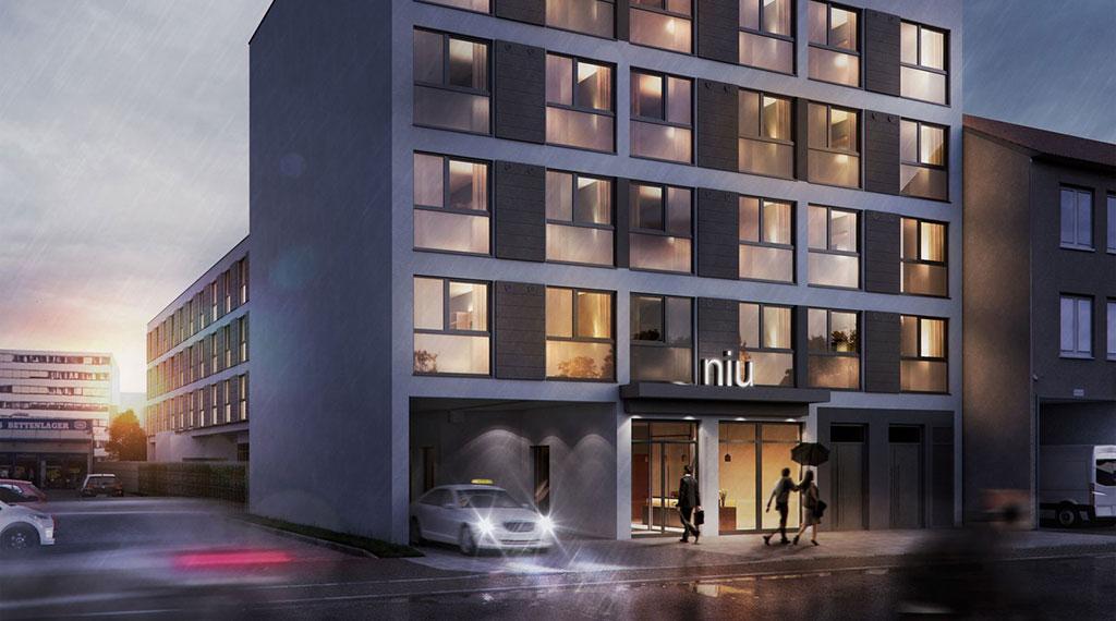 niu Hotel Hamburg East echnische Gebäudeausrüstung (TGA)