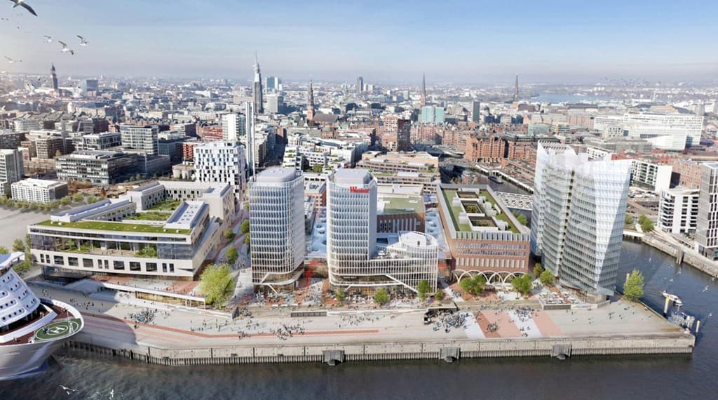 Überseequartier Hamburg